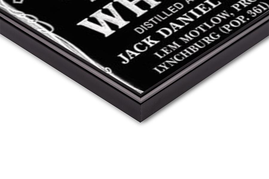 JACK DANIELS - bottle Poster