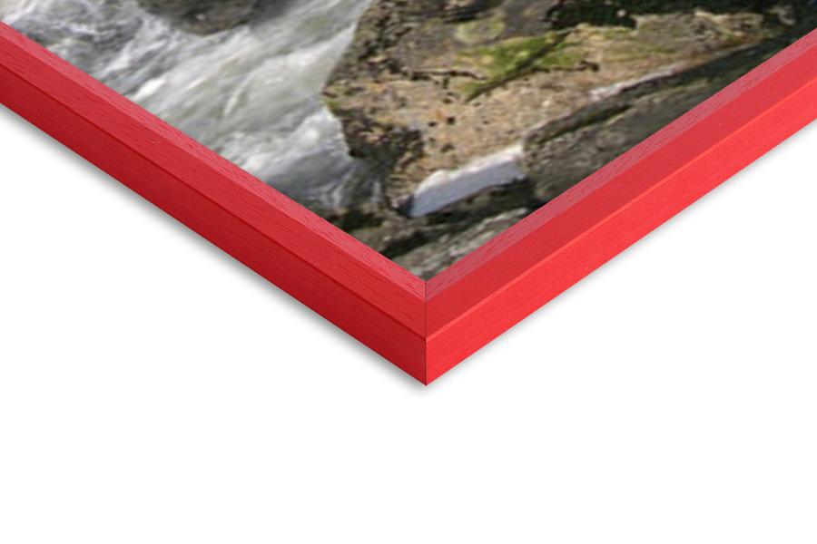 Bob Langrish - waterfall Poster