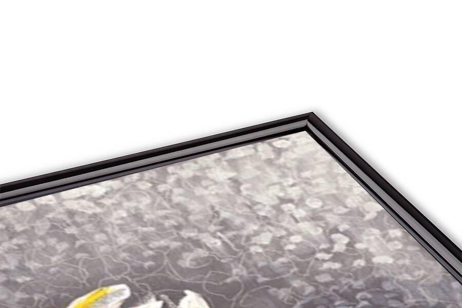 Black art 2 – Trittico Art Print