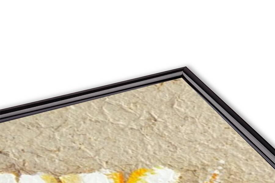 Anemone in frame Art Print