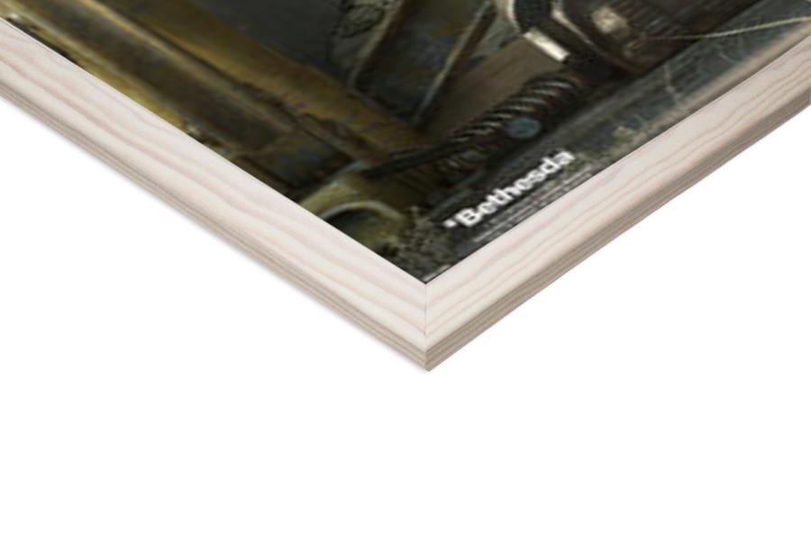 Fallout 4 – Key Art Poster Poster