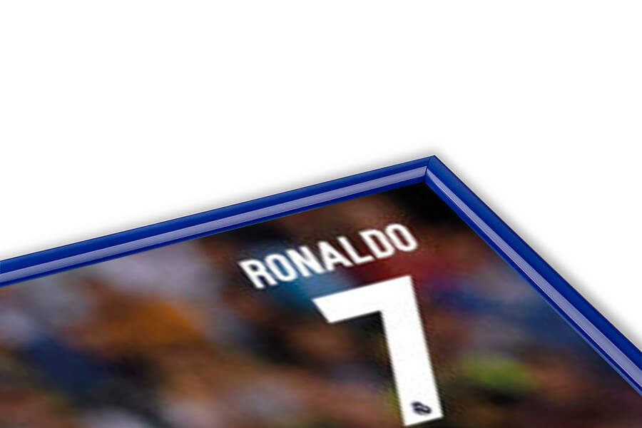 Real Madrid - Ronaldo Poster