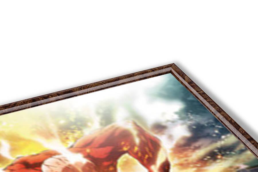 Attack On Titan - Key Art Poster