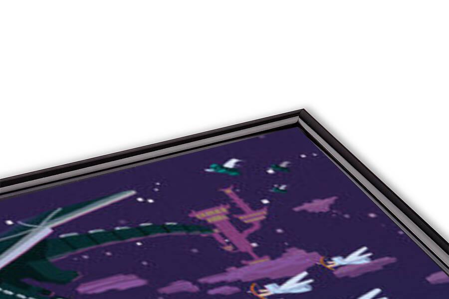 Minecraft - World Beyond Poster