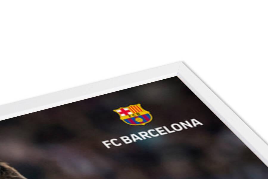 FC Barcelona - Messi 2018-2019 Poster