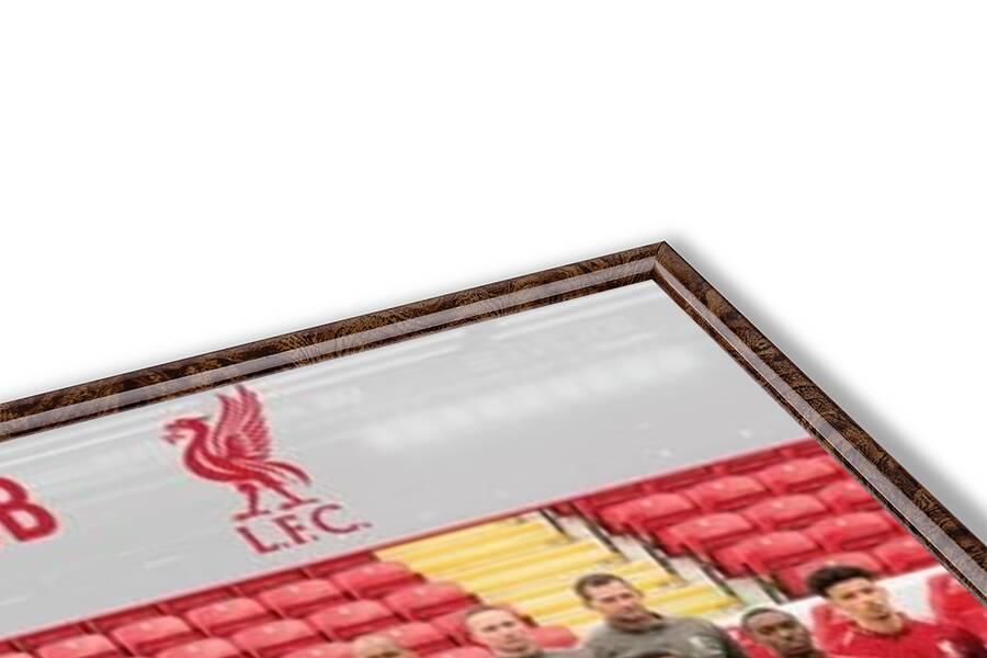 Liverpool FC - Team Photo 18-19 Poster