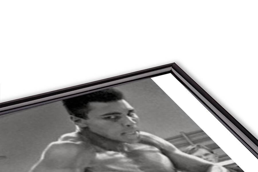 Muhammad Ali - fast Poster