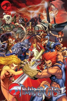 Thundercats Characters Names on Thundercats   Character Montage Cards   E Cards Free