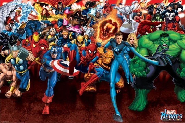 Marvel habbo rol