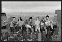 Friends - Lunch On A Skyscraper posters | photos | pictures | images