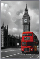 London red bus posters | photos | pictures | images