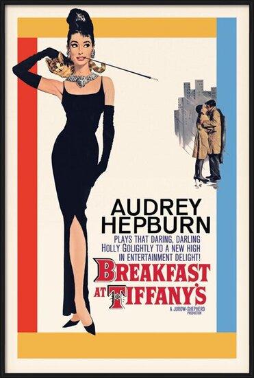 AUDREY HEPBURN - one sheet Poster