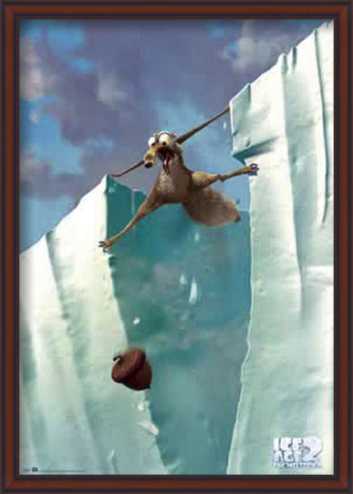 Ice Age 2 - meltdown Poster