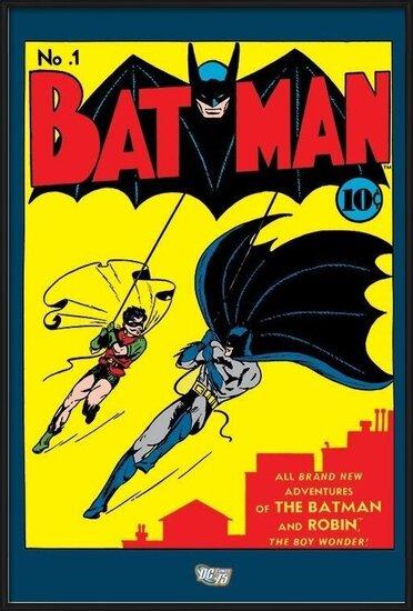 BATMAN - no. 1 Poster