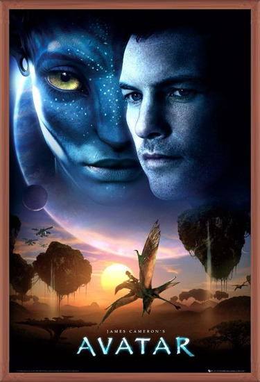 AVATAR limited ed. - one sheet sun Poster