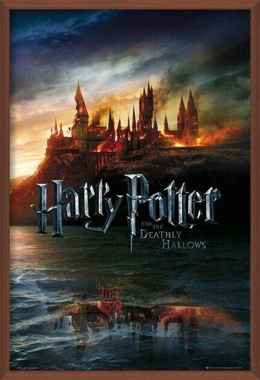 HARRY POTTER 7 - teaser Poster