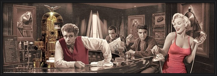 Chris Consani - java dreams Poster