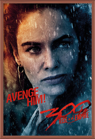 300: RISE OF AN EMPIRE - avenge him Poster