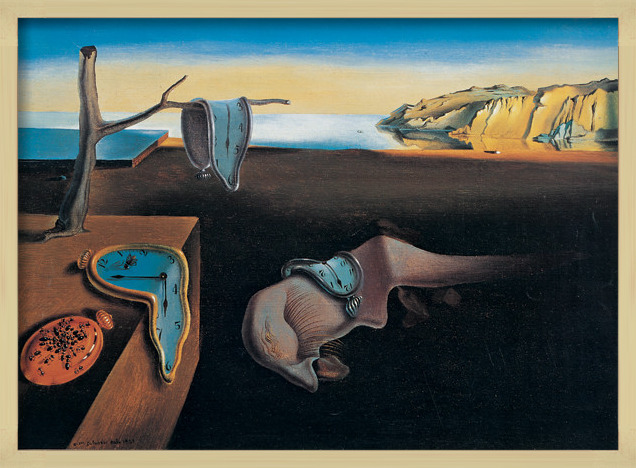 The Persistence of Memory, 1931 Art Print