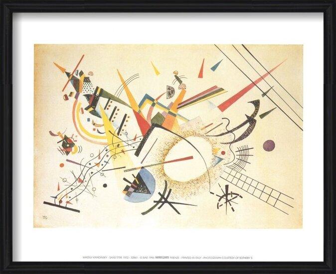 Composition 1922 Art Print