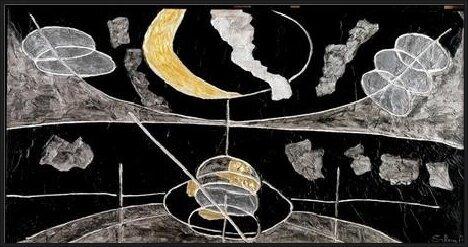 The Satellites Art Print