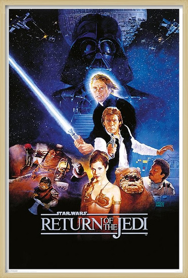 Star Wars: Return Of The Jedi - One Sheet Poster