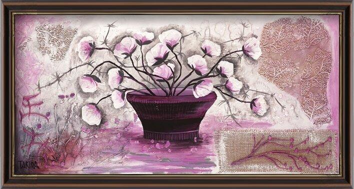 Cotone oriente Art Print