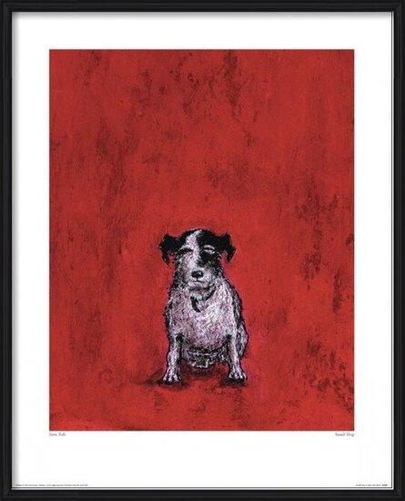 Sam Toft - Small Dog Art Print