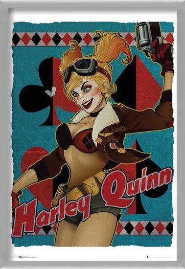 DC Comics - Harley Quinn Bombshell Poster