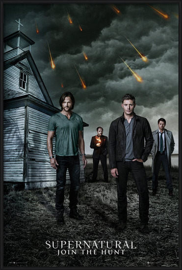 Supernatural - Church Poster