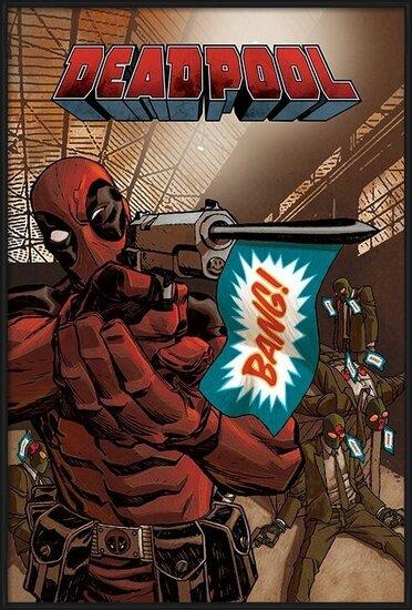 Deadpool - Bang Poster