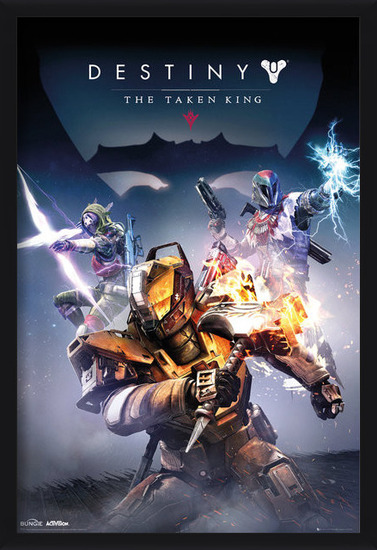 Destiny - Taken King Poster