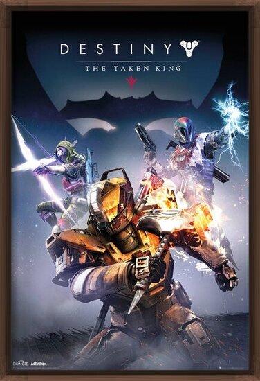 Destiny - Taken King Poster