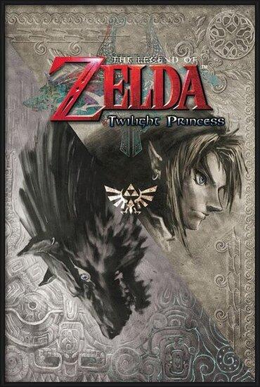 The Legend of Zelda - Twilight Princess Poster
