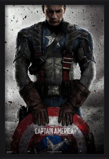 Marvel - Captain America Poster