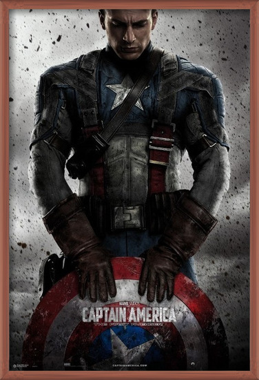 Marvel - Captain America Poster