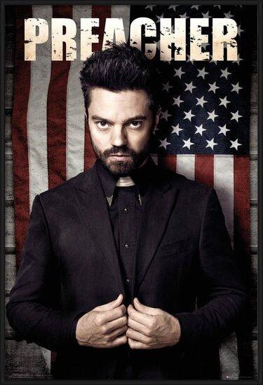 Preacher - Jesse Poster