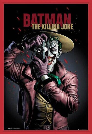 Batman - Killing Joke Poster