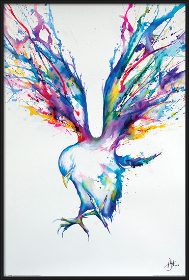 Marc Allante - Bird Poster