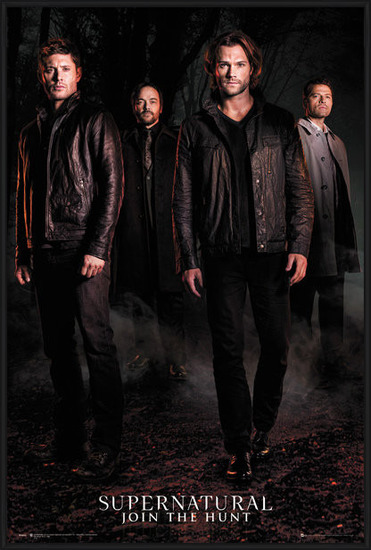 Supernatural - Season 12 Key Art Poster