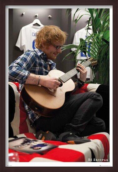 Ed Sheeran - Wembley Poster