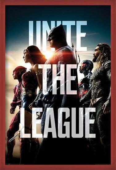 Justice League - Unite The League Poster