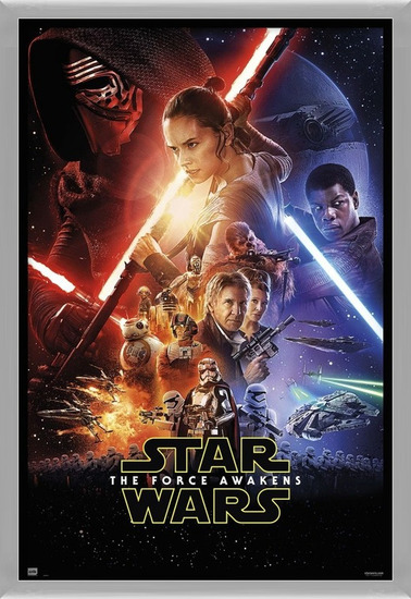 Star Wars VII - One Sheet Poster