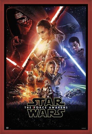 Star Wars VII - One Sheet Poster