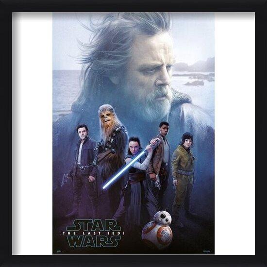 Star Wars VIII - Resistance Poster