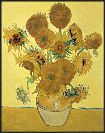 Fine Art Print Sunflowers, 1888