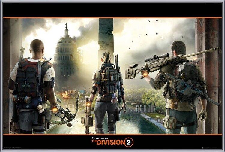 The Division 2 - Landscape Poster