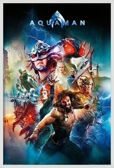 Aquaman - Battle For Atlantis Poster