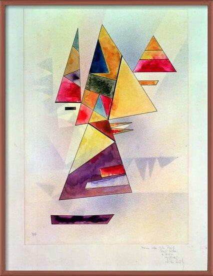 Fine Art Print Composition, 1930
