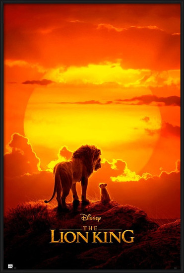 The Lion King - One Sheet Poster